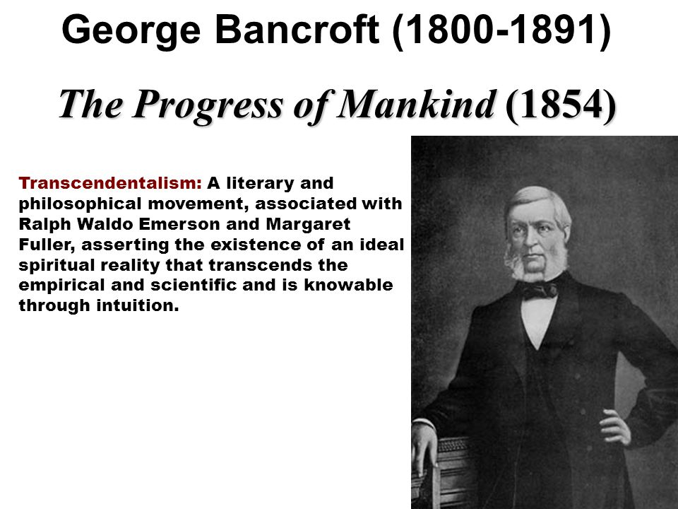 The Progress of Mankind (1854)