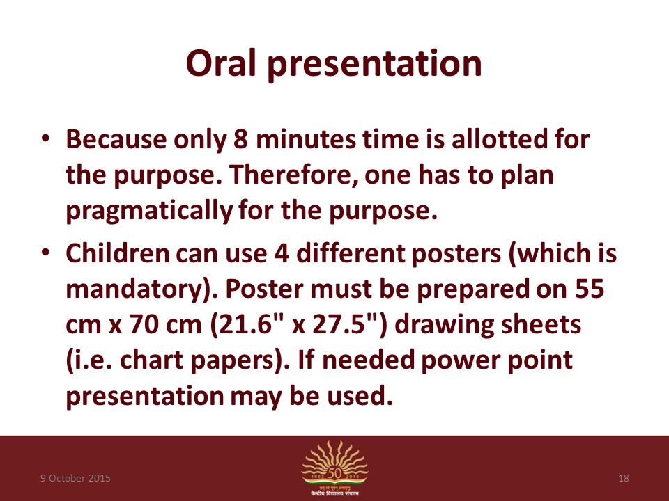 oral presentation for thesis Presents the best ways of writing an excellent oral presentation next, state the thesis what is the purpose of the oral presentation what are the main points.