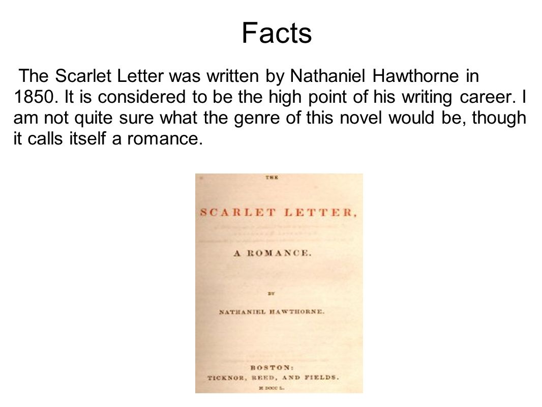 an analysis of the guilt in the scarlet letter novel by nathaniel hawthorne The scarlet letter: a psychological analysis guilt, and the scarlet letter sin and guilt are themes that are in nathaniel hawthorne's novel, the scarlet.