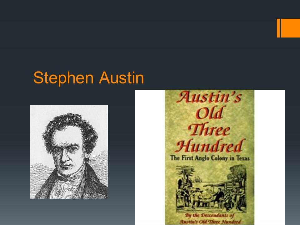 Stephen Austin