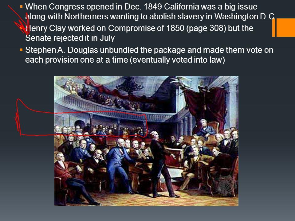 When Congress opened in Dec