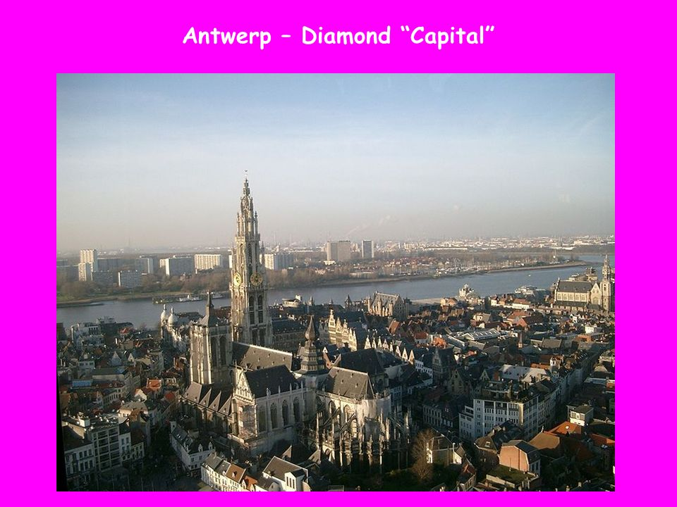 Antwerp – Diamond Capital