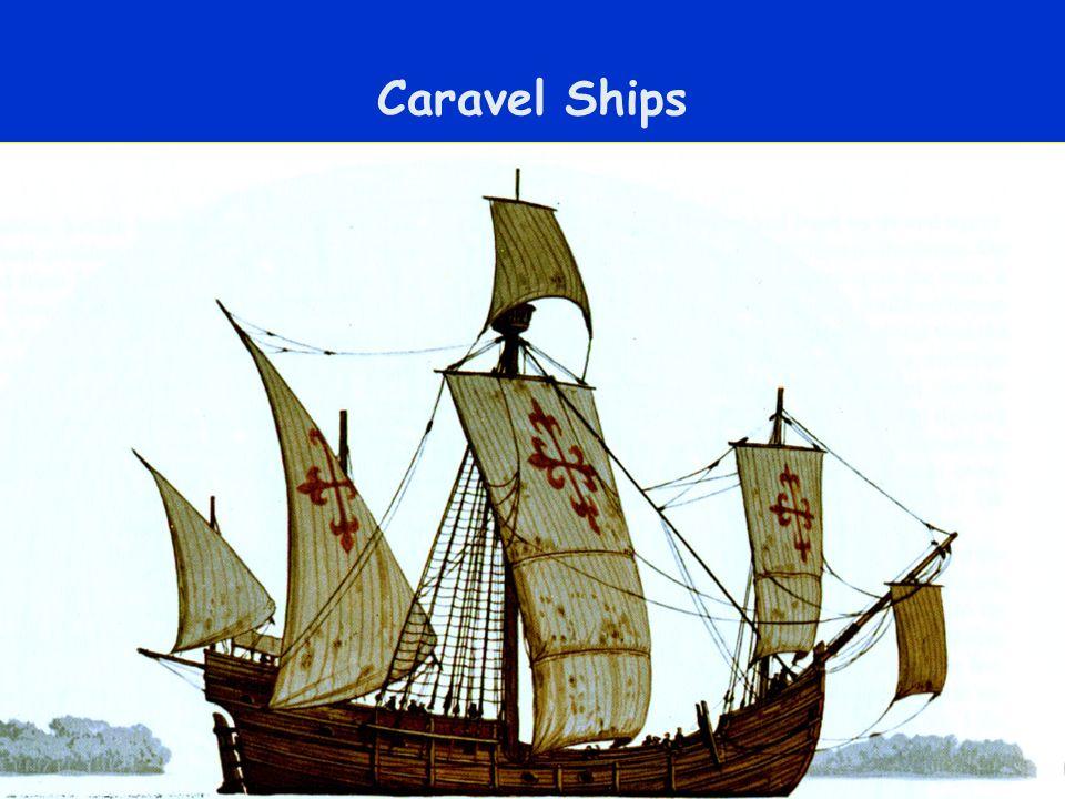 Caravel Ships
