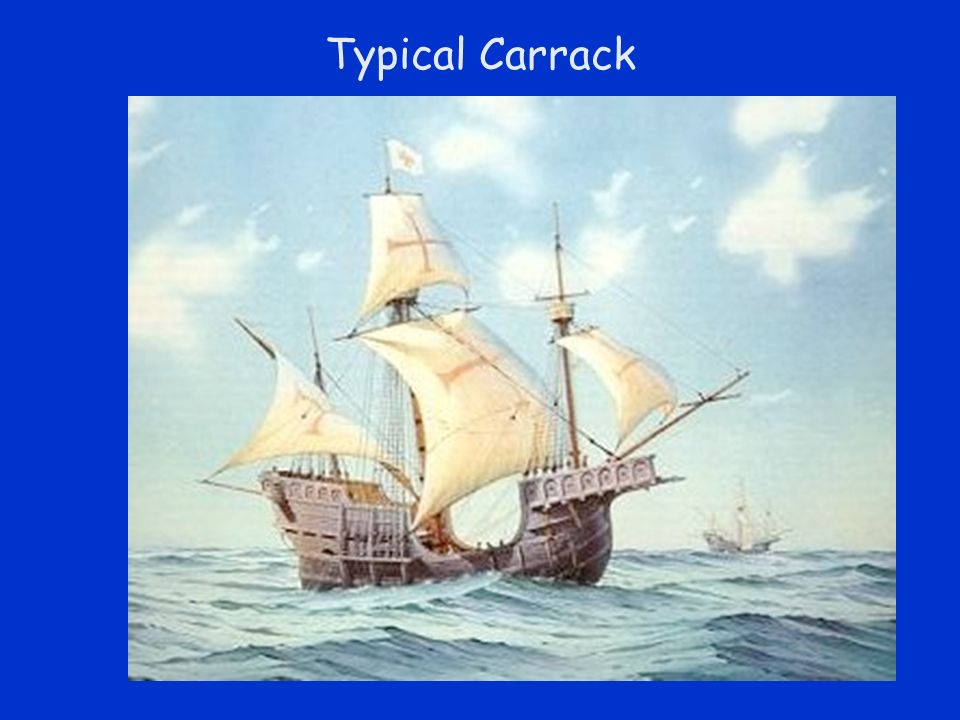 Typical Carrack