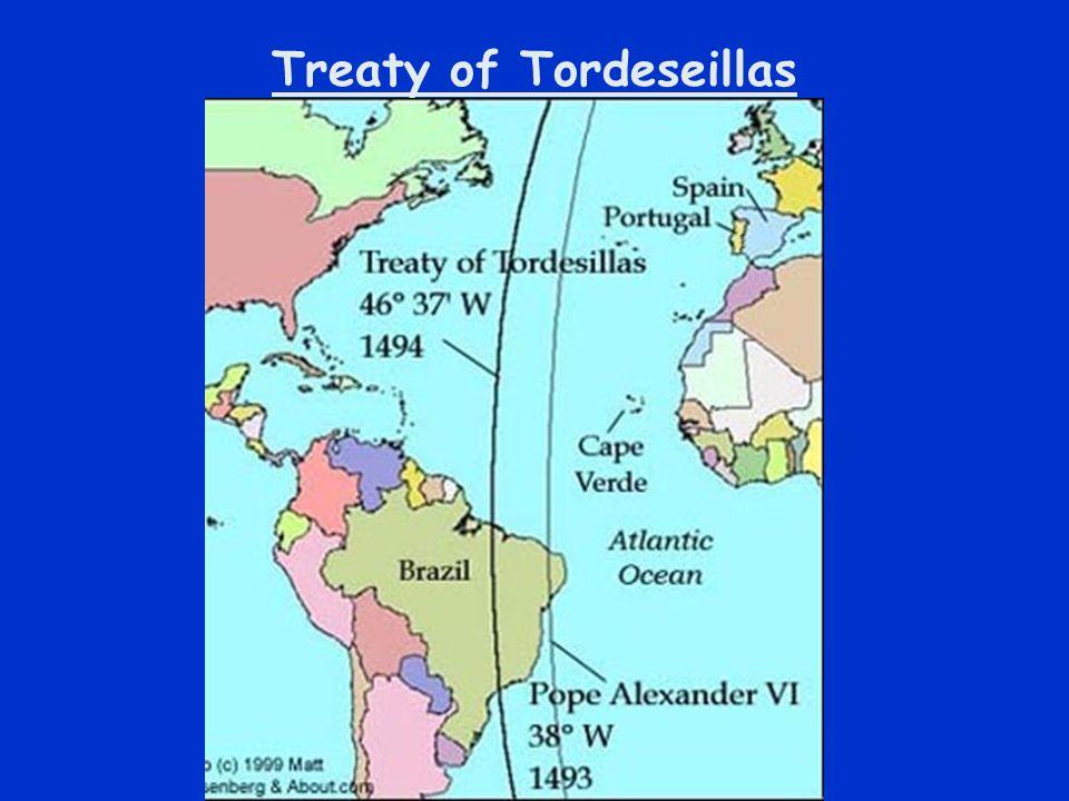 Treaty of Tordeseillas