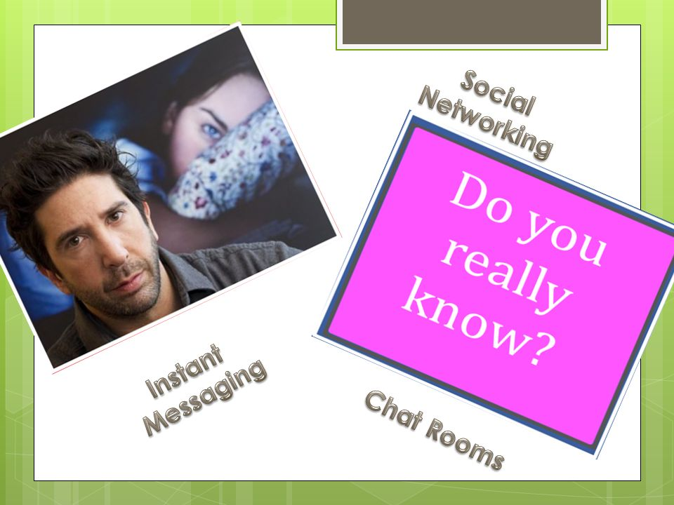 Social Networking Instant Messaging Chat Rooms