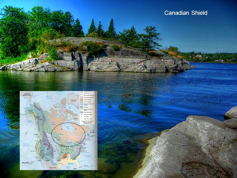 Canadian Shield Canadian Shield