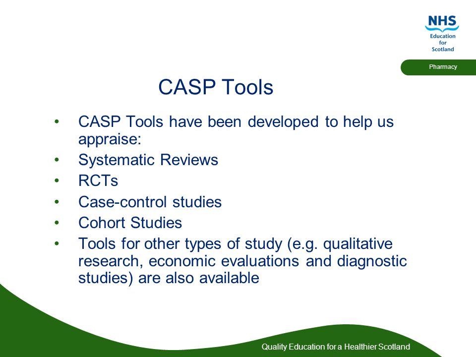 Casp qualitative study sample