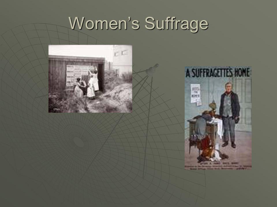 Women's Suffrage 63