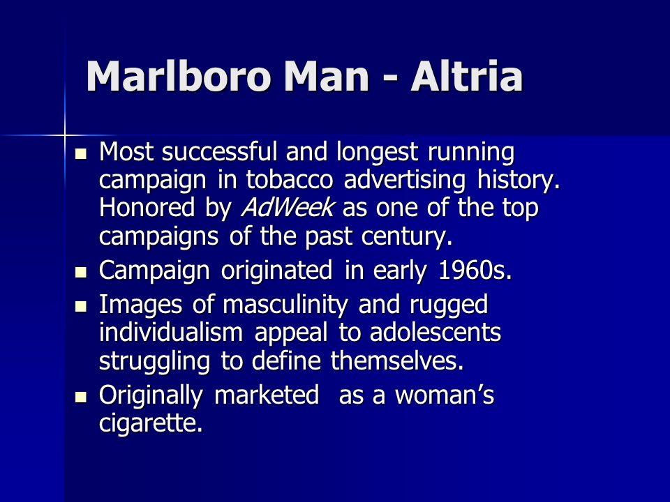 Marlboro Man - Altria