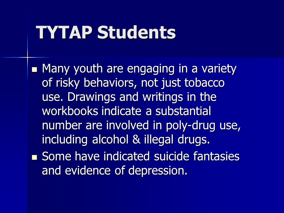 TYTAP Students