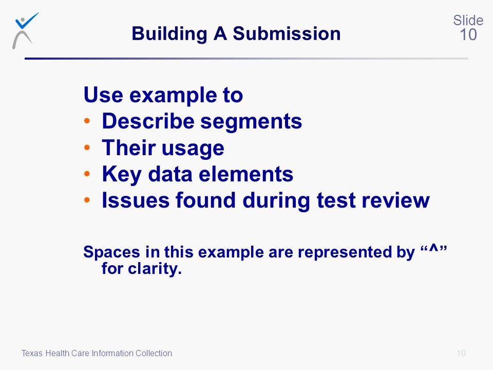 Issues found during test review