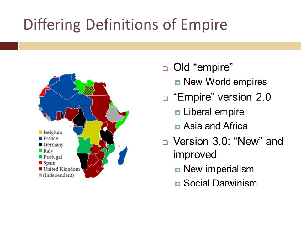 expansionism in the late 19th early Global competitioneuropean nations had been establishing colonies for centuries in the late 19th century africa had emerged as a prime target of european expansionism by the early 20th.