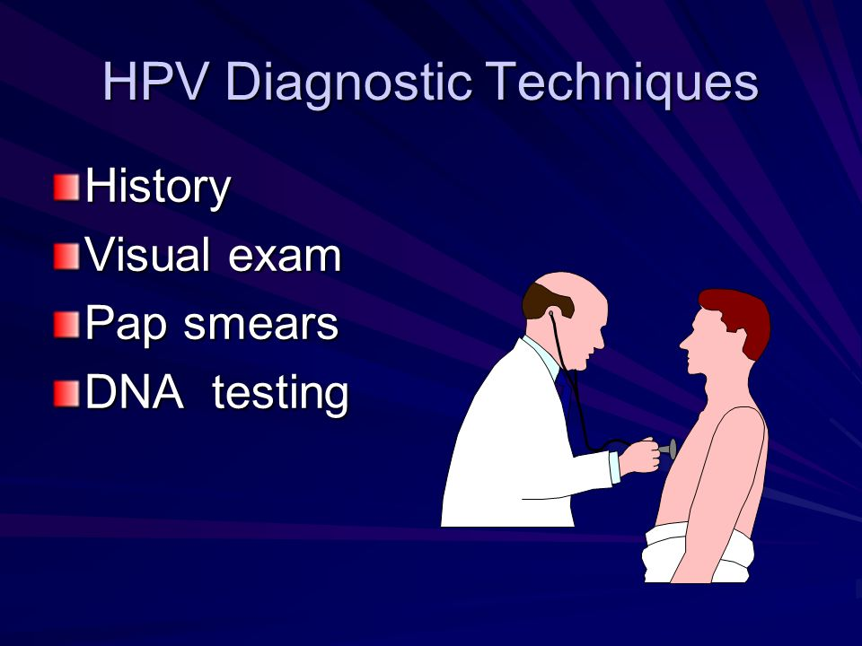 HPV Diagnostic Techniques