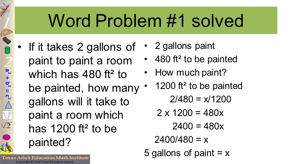 How Many Gallons Paint X Room