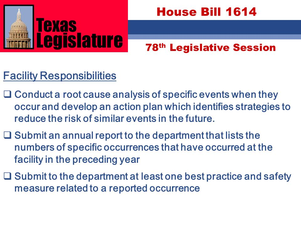 78th Legislative Session