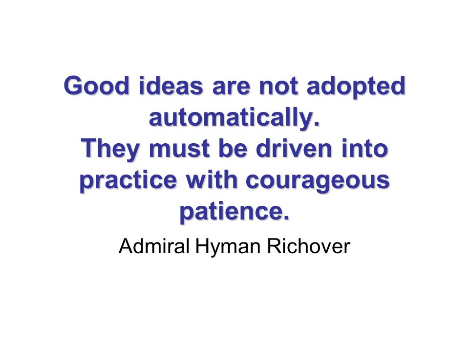 Admiral Hyman Richover