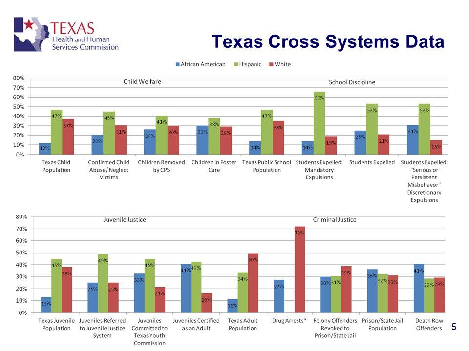 Texas Cross Systems Data