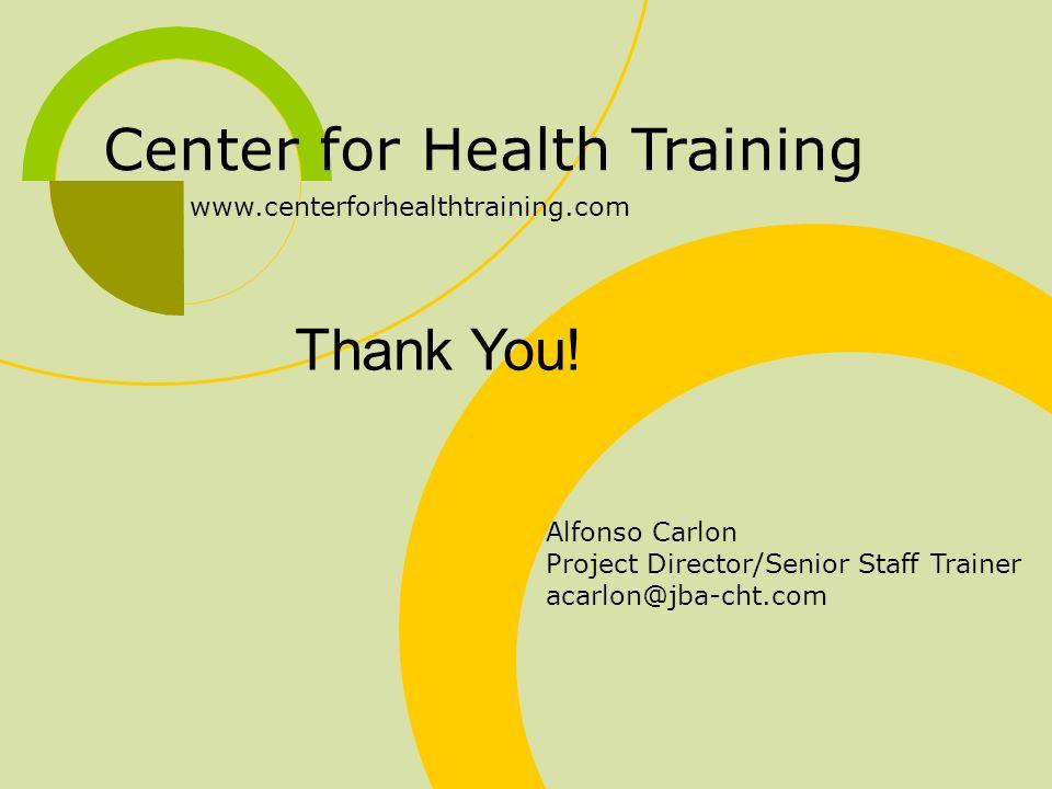 Center for Health Training