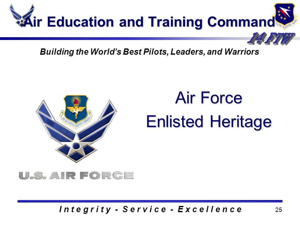 Air Force Enlisted Heritage