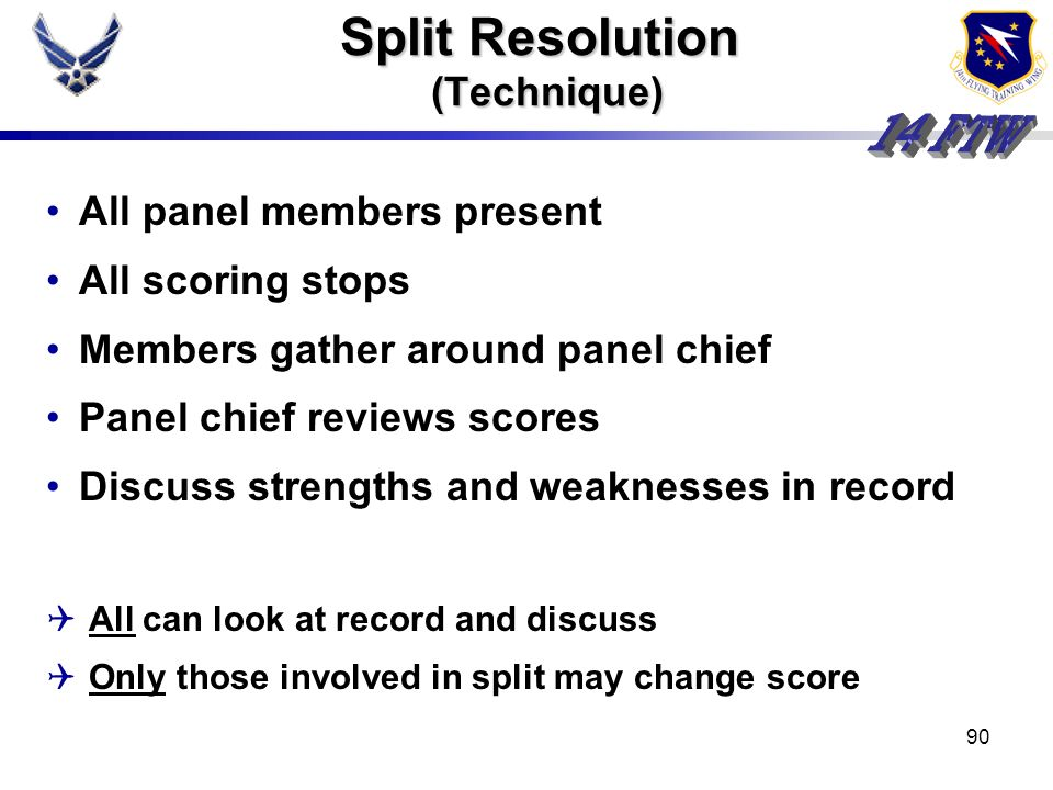 Split Resolution (Technique)