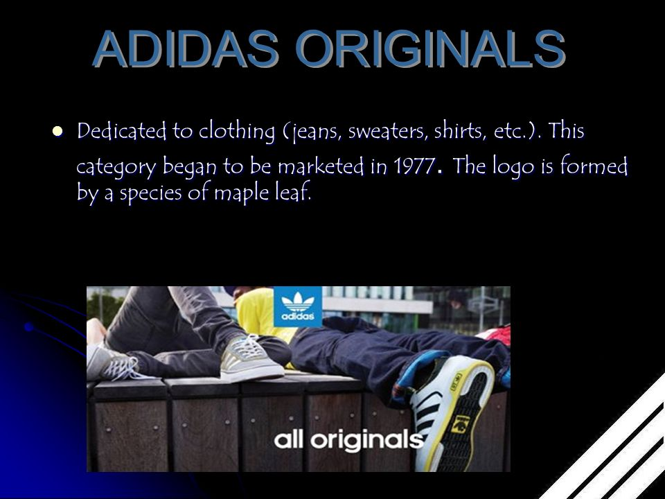 an introduction to adidas sporting goods company Adidas marketing strategy - an overview - arkadi borowski ´ high-qualified experts and its international network of suppliers make the company a competitive manufacturer of sporting goods 3 introduction adidas is one of the most famous adidas is a global company and is therefore.
