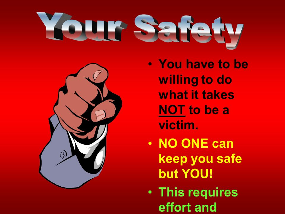 Off The Job Safety Home Property And Personal Safety