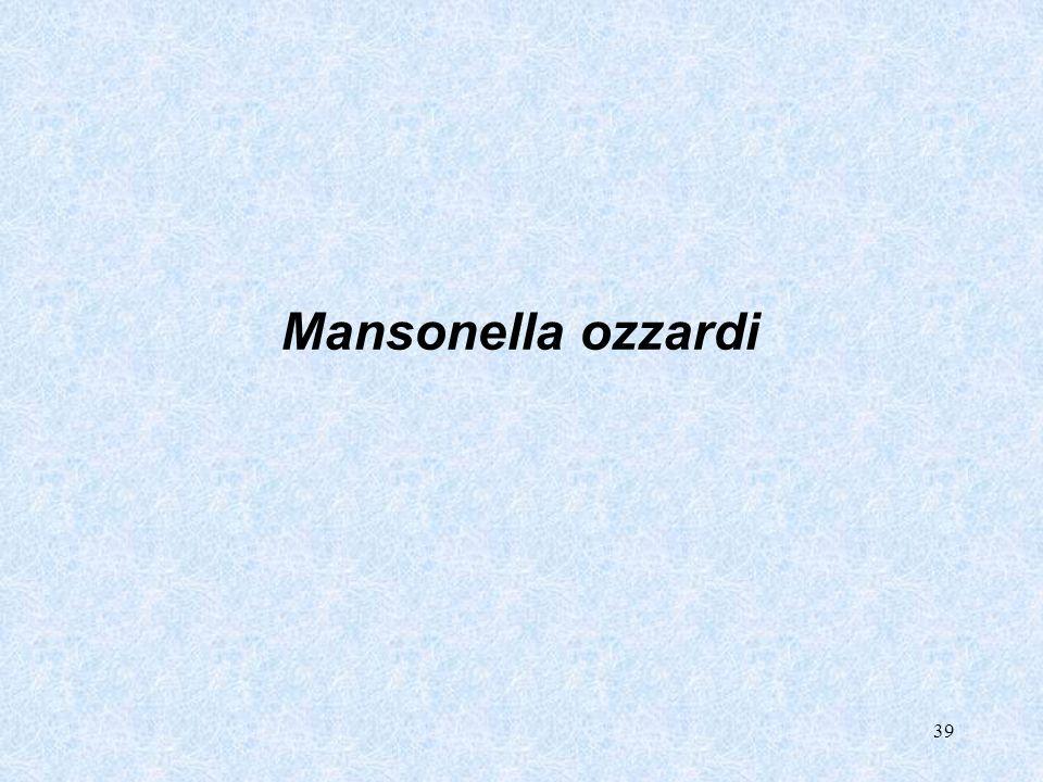 Mansonella ozzardi