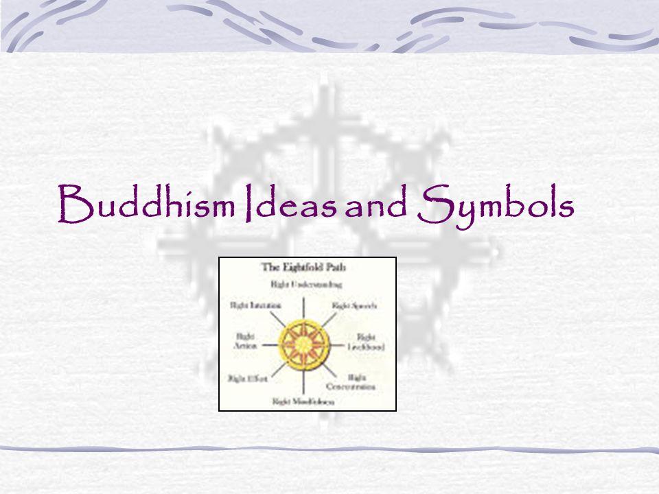Buddhism Ideas and Symbols