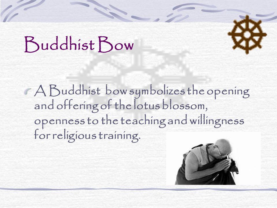 Buddhist Bow