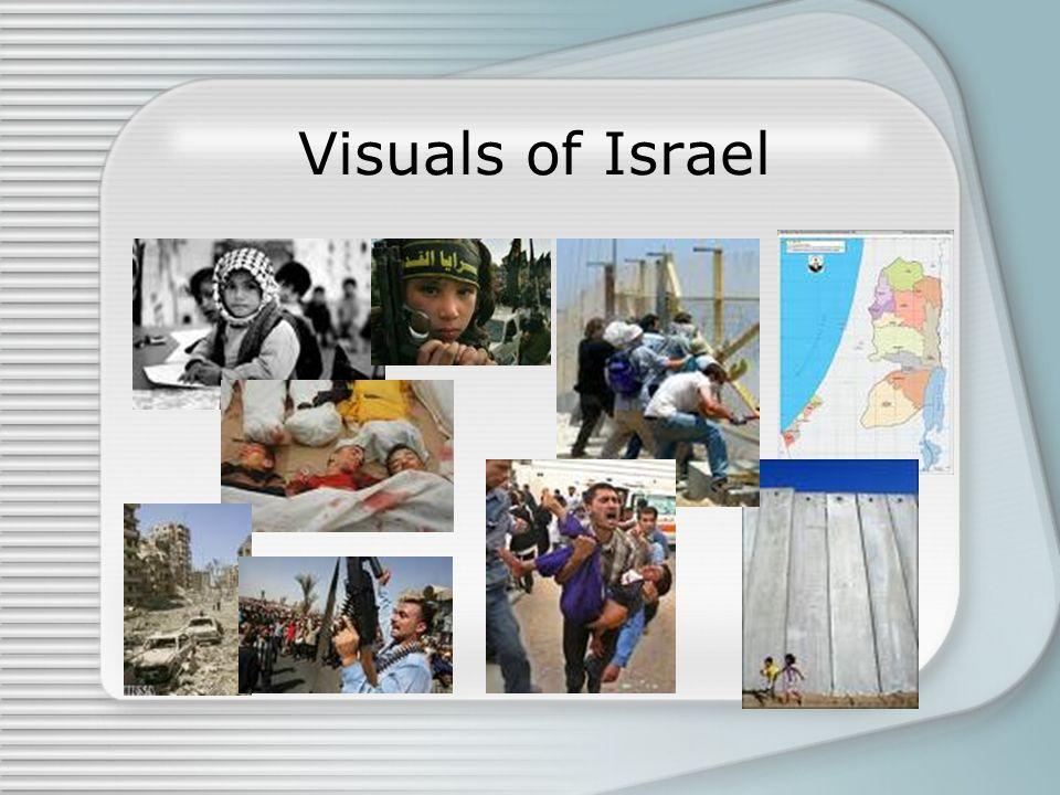 Visuals of Israel