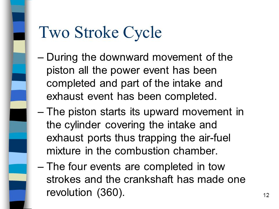 Two Stroke Cycle