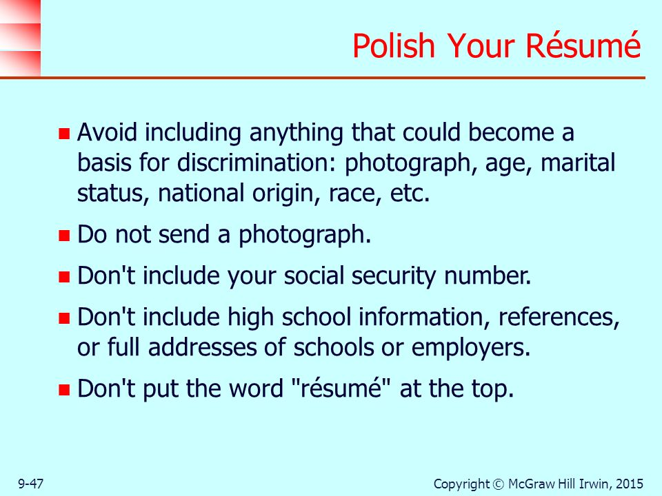strategies in the search process ppt