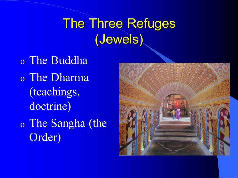 The Three Refuges (Jewels)