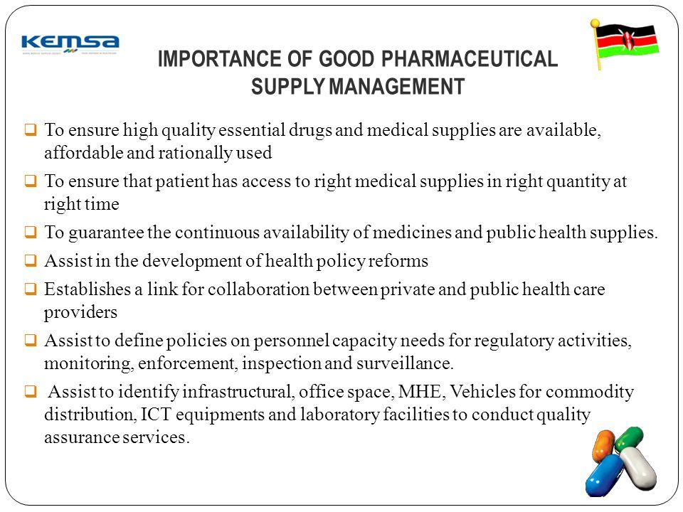 Chief Executive Officer Kenya Medical Supplies Agency