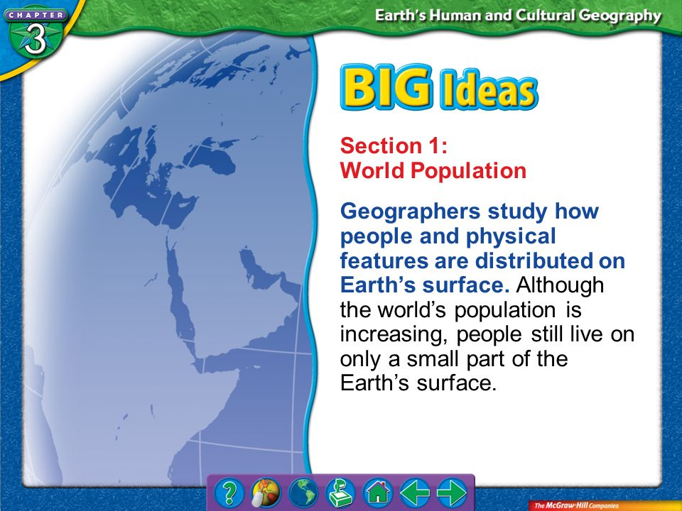 Section 1: World Population