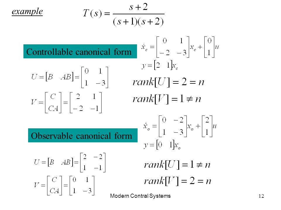 jordan canonical form examples pdf