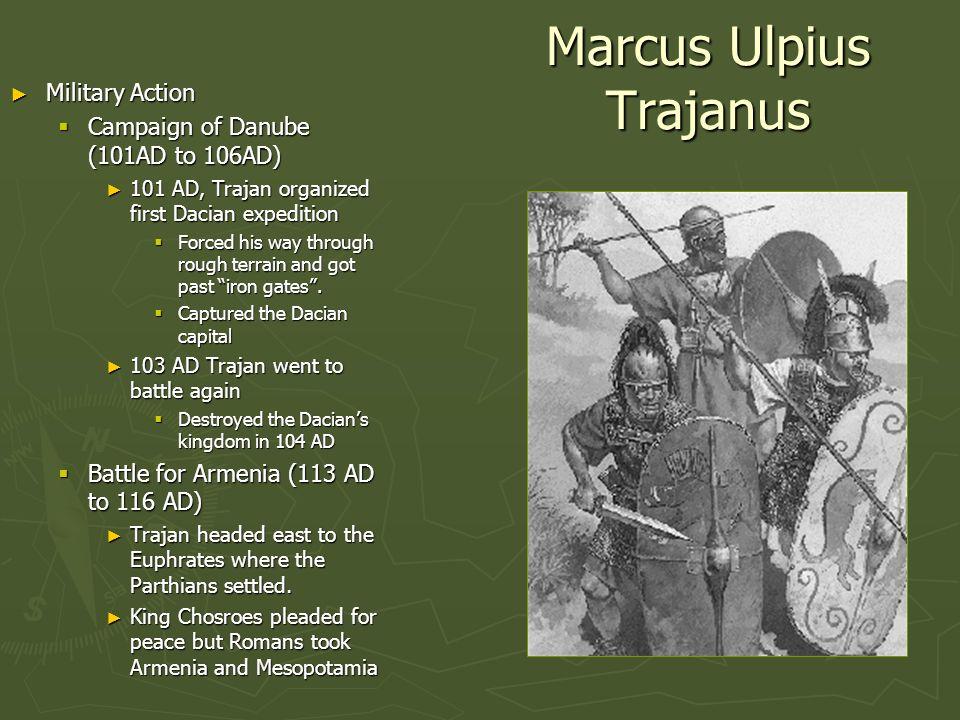Marcus Ulpius Trajanus