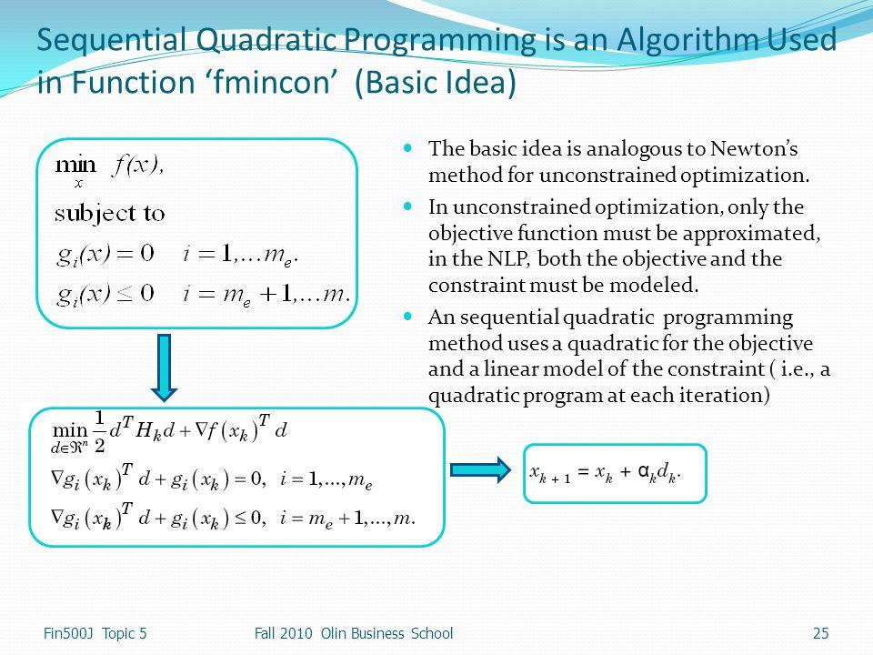 Fin500J: Mathematical Foundations in Finance - ppt video ...  Fin500J: Mathem...