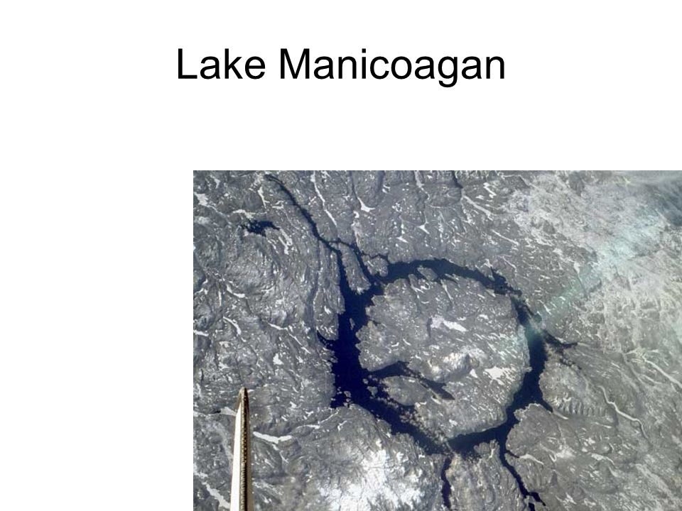 Lake Manicoagan