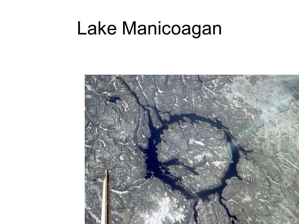 Lake Manicoagan