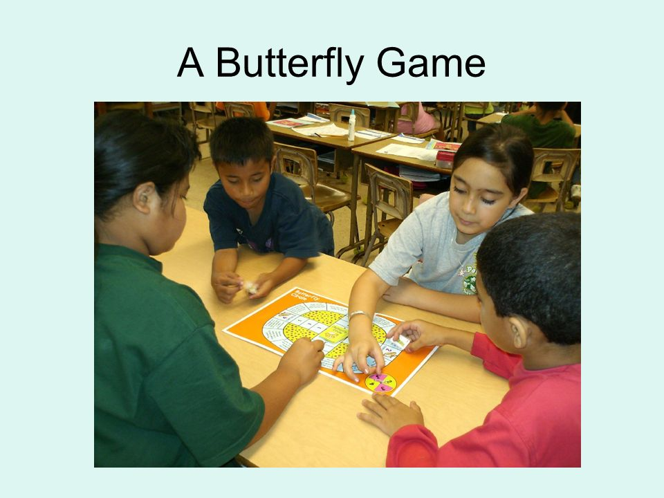 A Butterfly Game