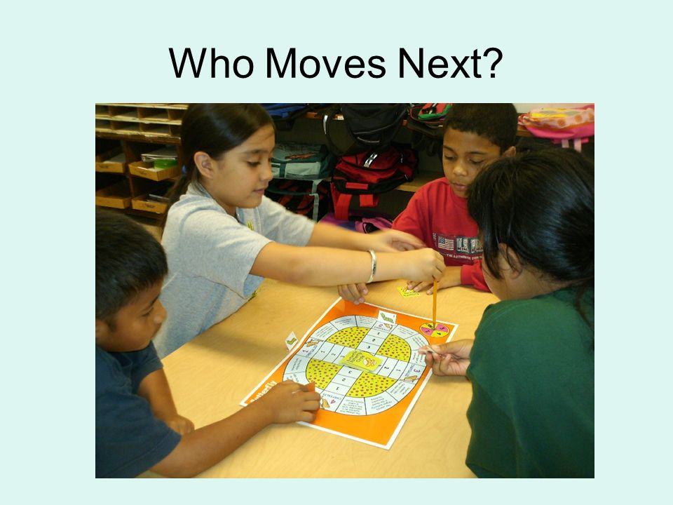 Who Moves Next
