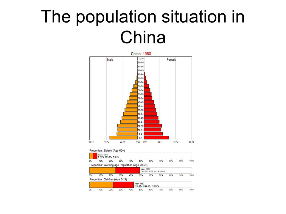 the population situation in china essay Population growth and development are linked in complex ways  in some  developing countries, such as china, population growth rates are already well.