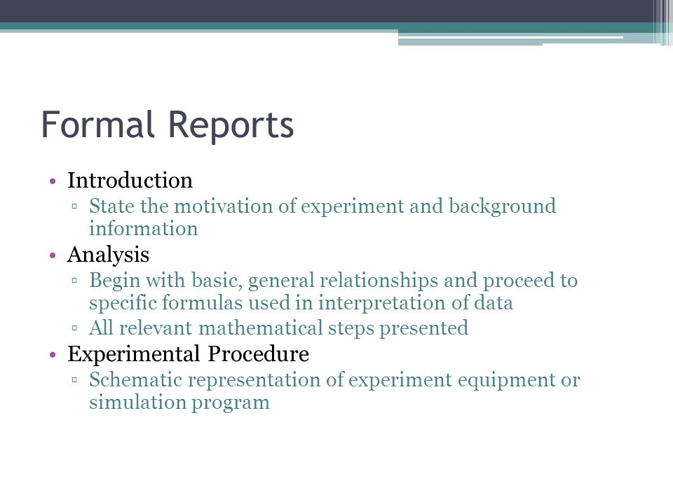 experimental procedure and interpretation of data Experimental data in science are data produced by a measurement, test method,  experimental  experimental data can be reproduced by a variety of different  investigators and mathematical analysis may be performed on these data.