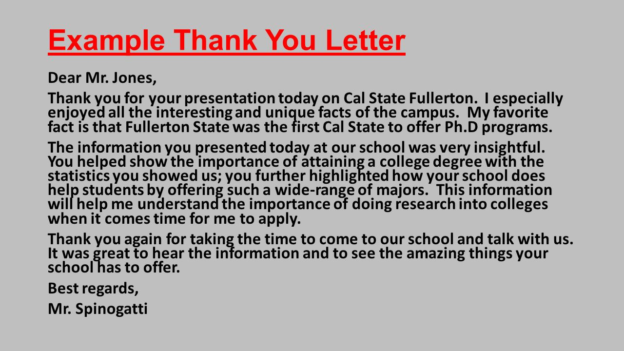 Career day 8th grade 8th grade 0417 ppt video online download example thank you letter 6 career day expocarfo