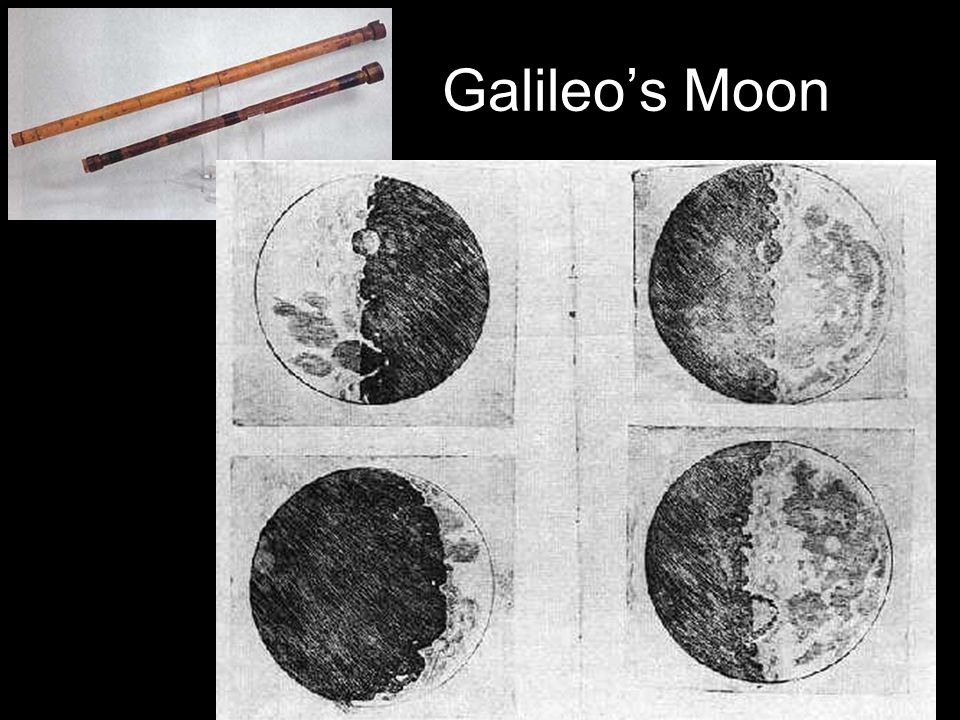 Galileo's Moon