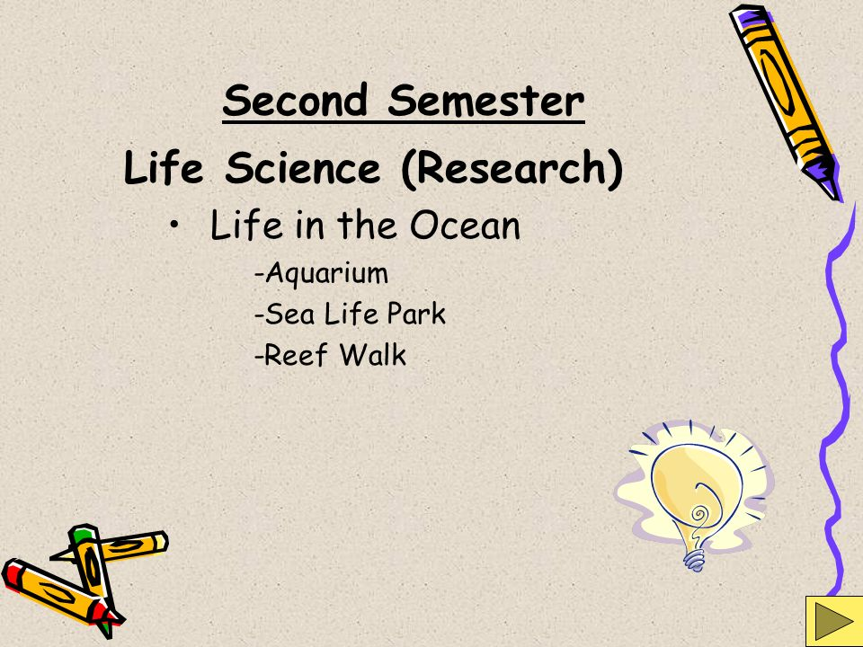 Life Science (Research)