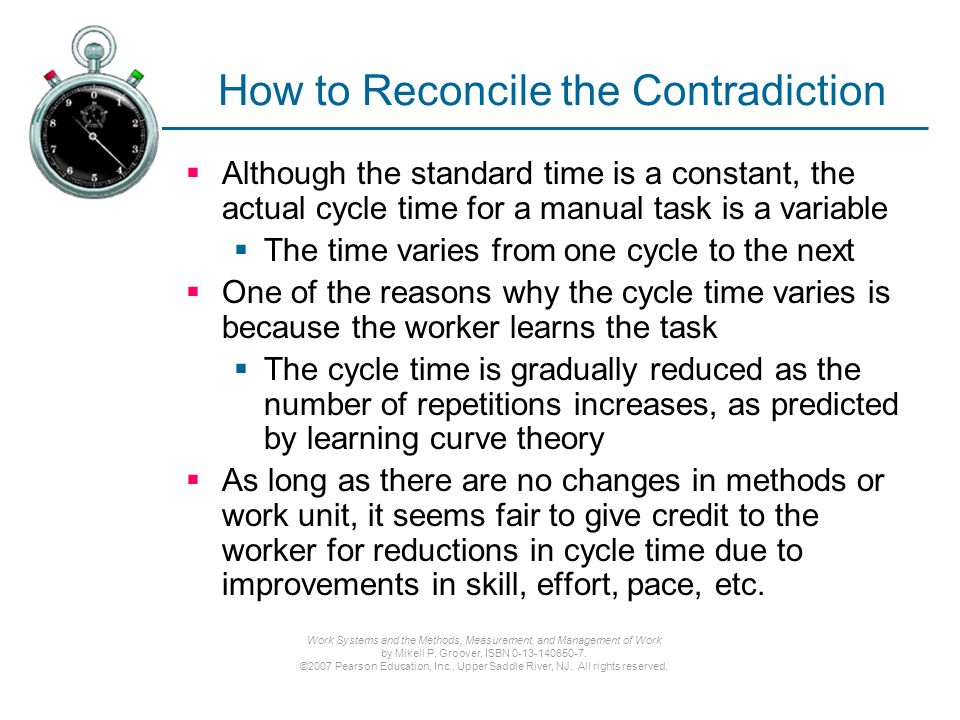 Learning Curves Chapter 19 Sections: Learning Curve Theory ...