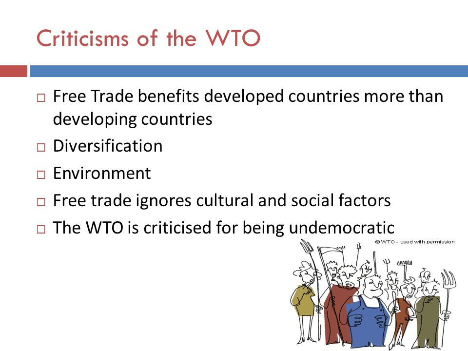 The Benefits Of The Free Trade And Fair Trade Policies Of North